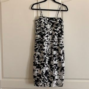 Size 8 White House Black Market Cocktail Dress!